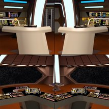 Starship Bridge 16 for DAZ Studio image 8