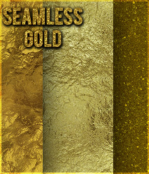 Seamless Gold Textures 2D Graphics Merchant Resources adarling97
