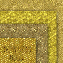Seamless Gold Textures image 7