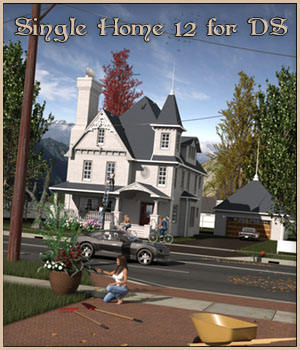 Single Home 12 for DS
