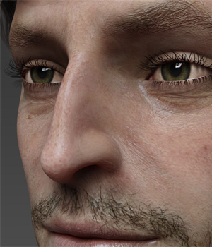 Nose Morphs for G8M Vol 1 3D Figure Assets Merchant Resources Anagord