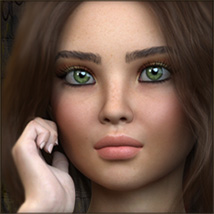 TDT-Marta for Genesis 8 Female image 1