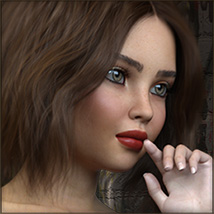 TDT-Marta for Genesis 8 Female image 4