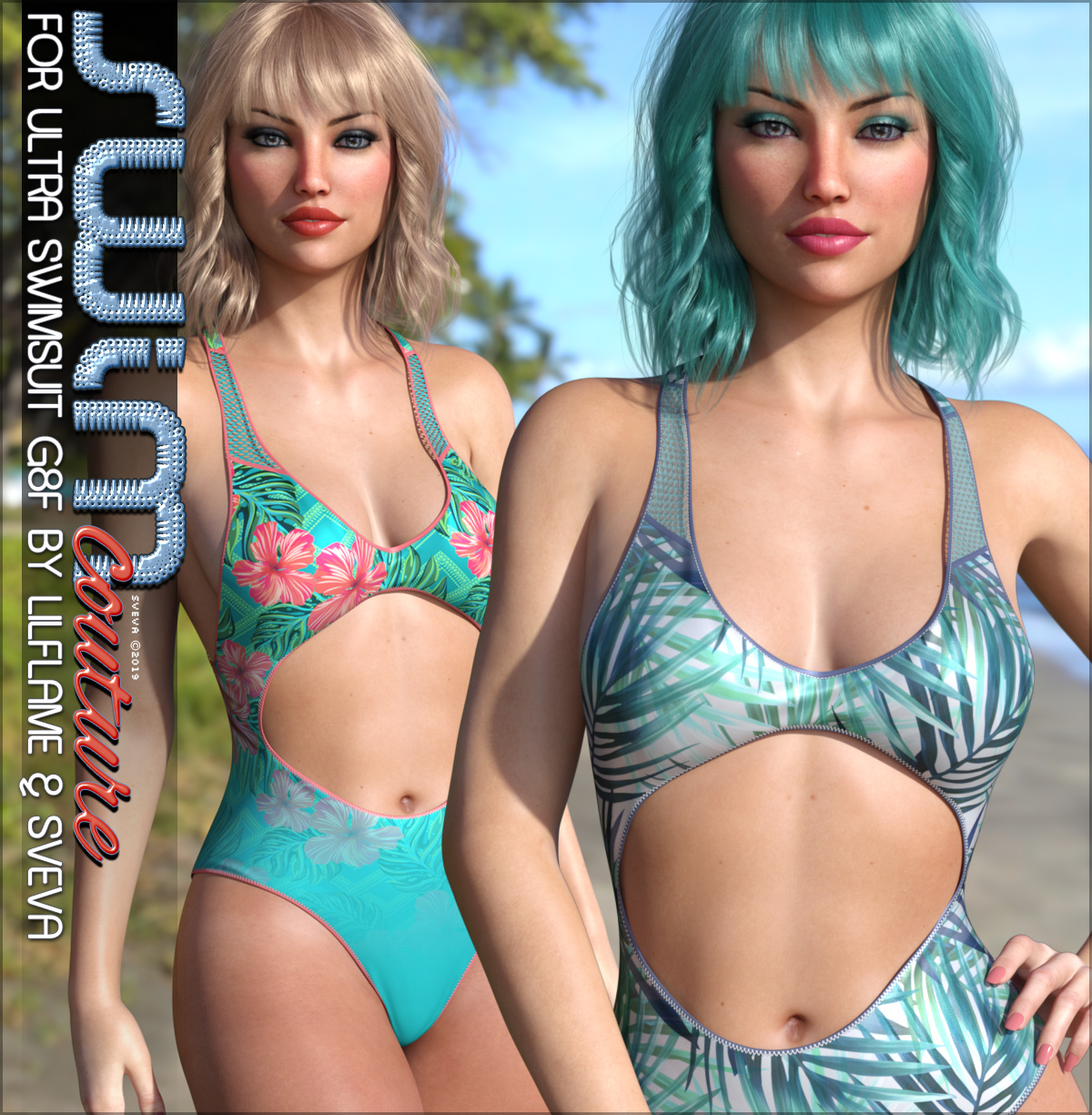 SWIM Couture for Ultra Swimsuit G8F