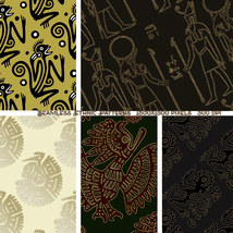 Seamless Ethnic Patterns image 6