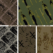 Seamless Ethnic Patterns image 8
