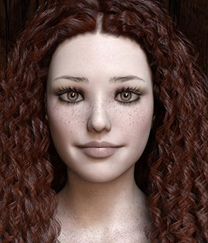 MbM Sadie for Genesis 3 & 8 Female 3D Figure Assets Heatherlly
