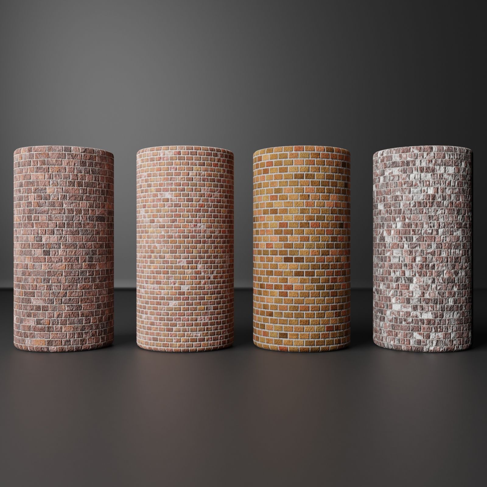 PBR Masonry Textures - Extended License