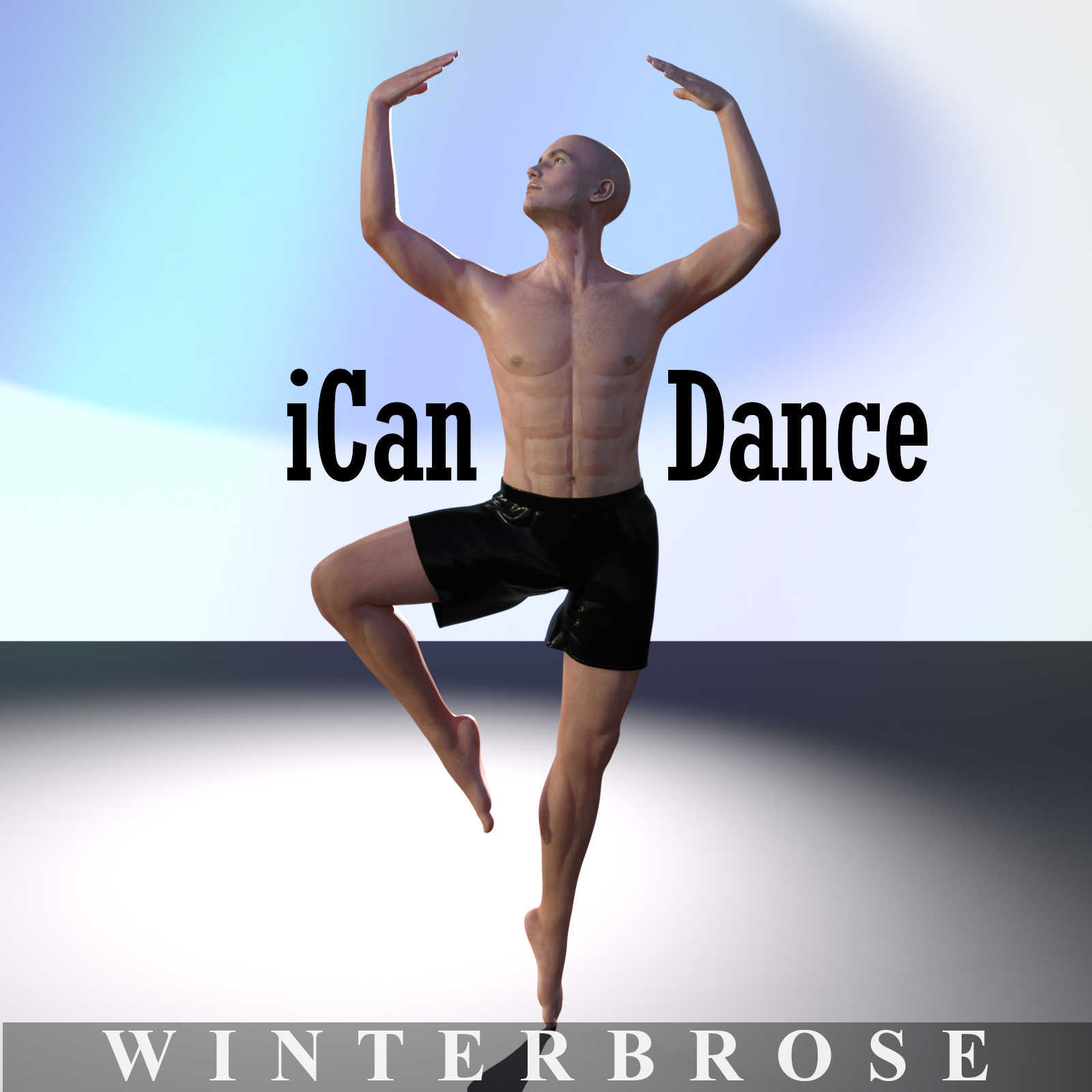 iCan DANCE Poses for Genesis 8 Male (G8M)