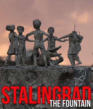 Stalingrad - The Fountain 3D Models Cybertenko