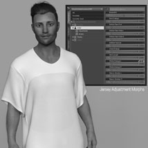 Greybro's Graphic Jersey for Genesis 8 Male image 3