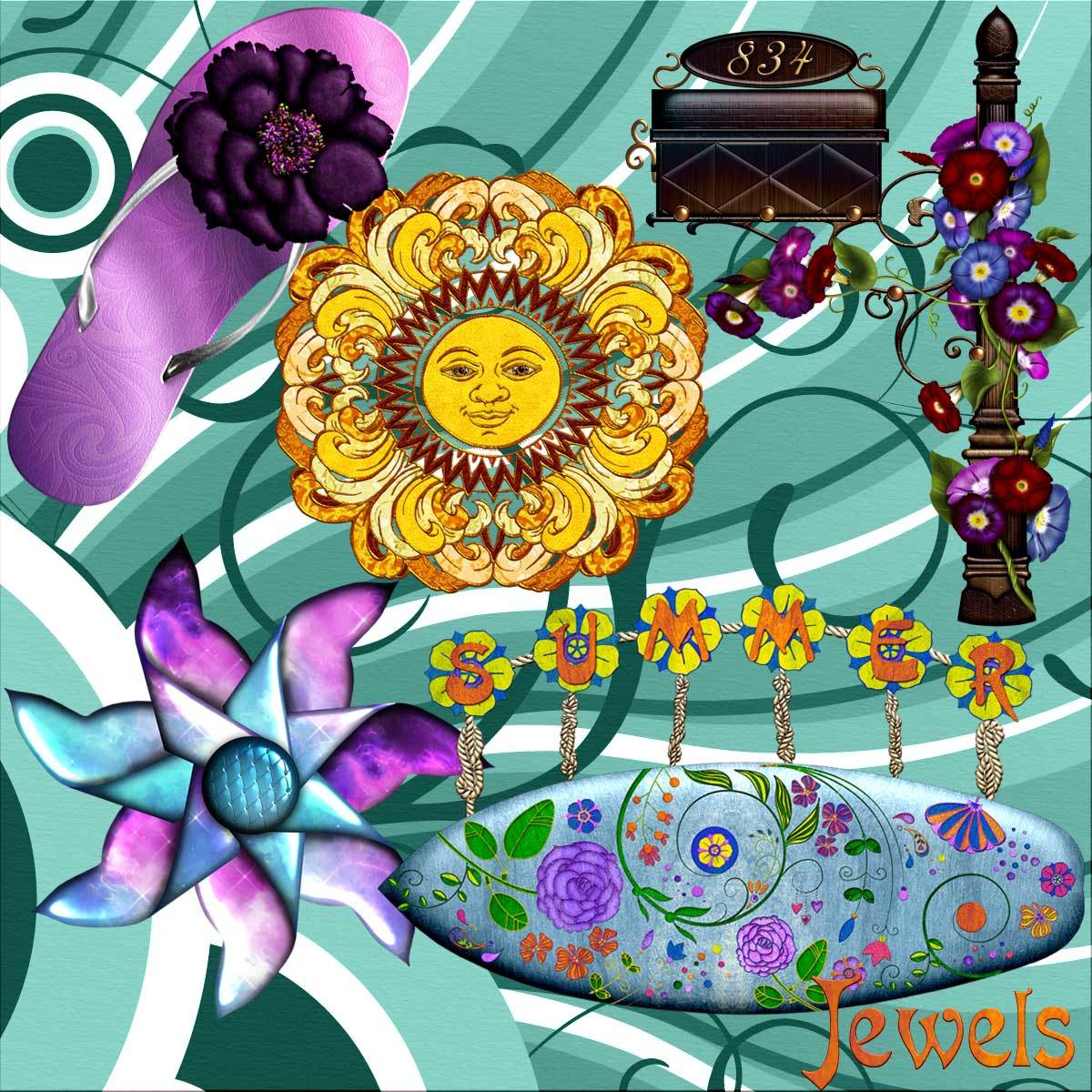 Harvest Moons Summer Jewels