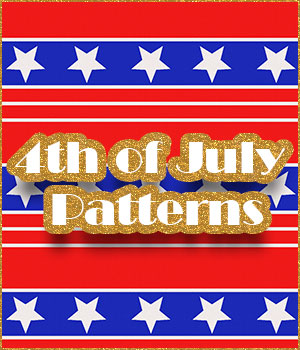 Fourth Of July Patterns 2D Graphics Merchant Resources adarling97