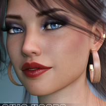 SVs Chic Hoops image 4