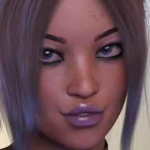 SublimelyVexed Kaelani Genesis 8 Female image 2