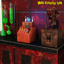 MAD Scientific LAB for DS Iray image 2
