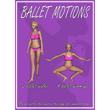 Ballet Motions for G2F image 1