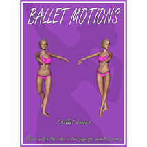 Ballet Motions for G2F image 2