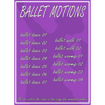Ballet Motions for G2F image 3