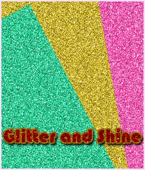 Seamless Glitter and Shine Patterns 2D Graphics Merchant Resources adarling97