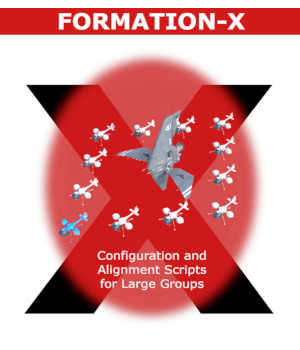 Formation-X, Configuration and Alignment Scripts for Large Groups in Daz Studio 2D Graphics Winterbrose