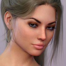 Kristy For Genesis 8 Female image 6