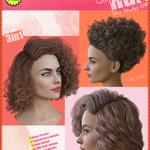 Biscuits Gili Hair 3in1 for G8F image 2