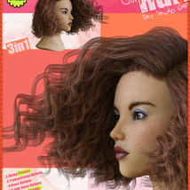 Biscuits Gili Hair 3in1 for G8F image 6