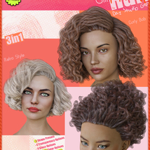Biscuits Gili Hair 3in1 for G8F image 9