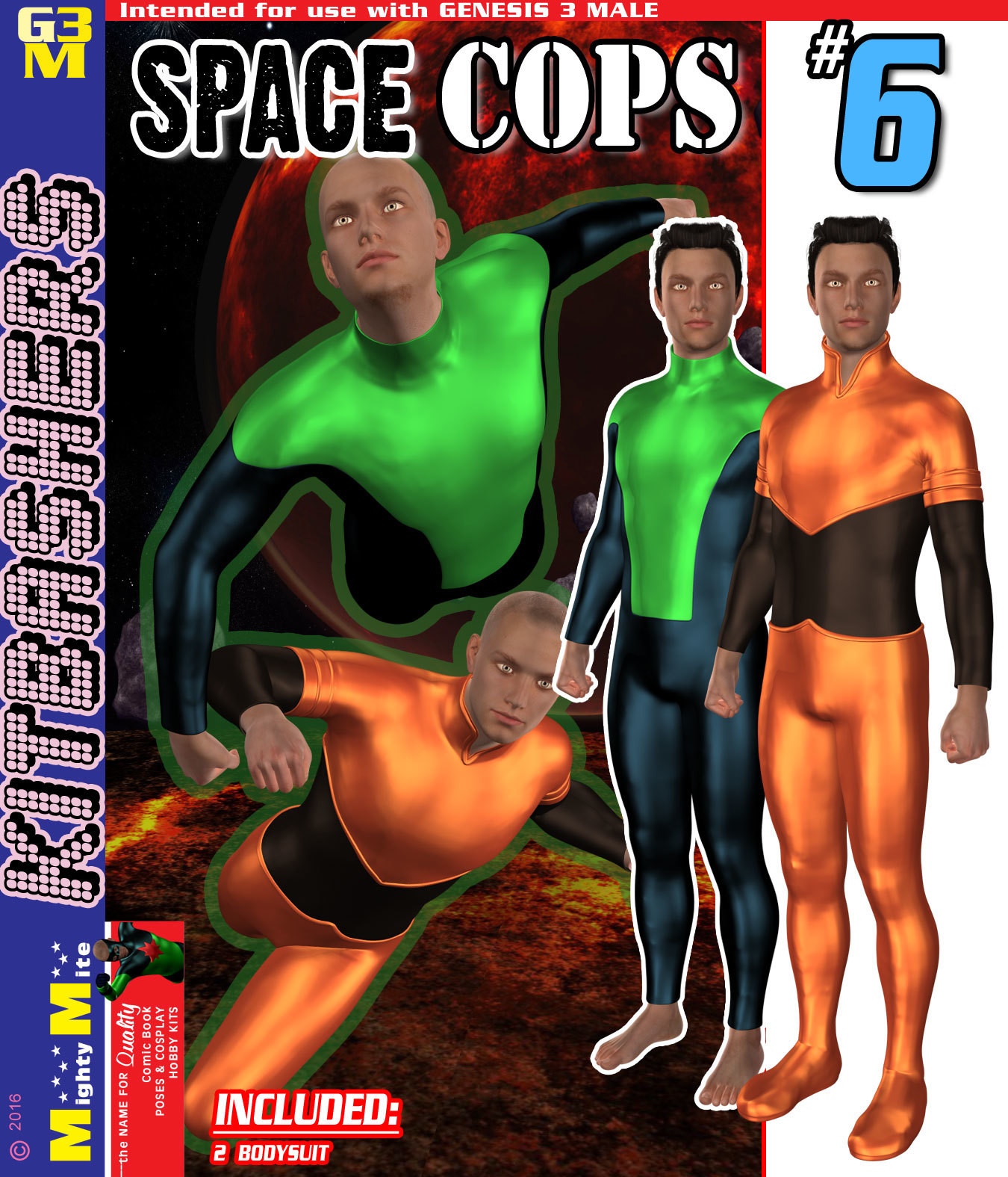Space Cops 006 MMKBG3M