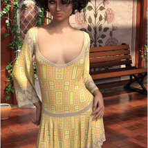 Styles for dForce and standard conforming Summer Dress for G8F image 5