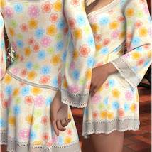 Styles for dForce and standard conforming Summer Dress for G8F image 12