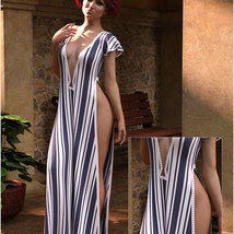 Styles for dForce - Romance Dress for G8F image 1