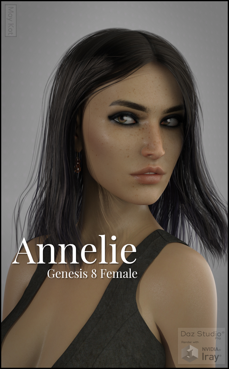 MYKT Annelie for Genesis 8 Female