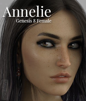 MYKT Annelie for Genesis 8 Female 3D Figure Assets MoyKot