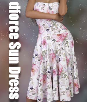 dforce Sun Dress