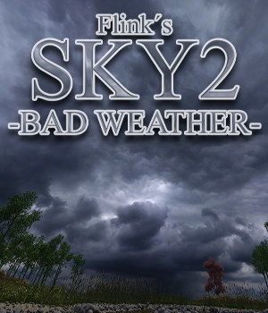 Flinks Sky 2 - Bad Weather 3D Models Flink