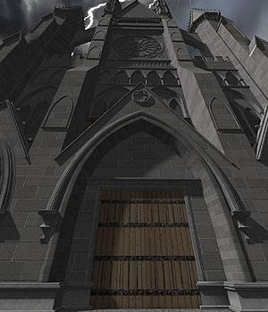 Northern Transept 3D Models MortemVetus