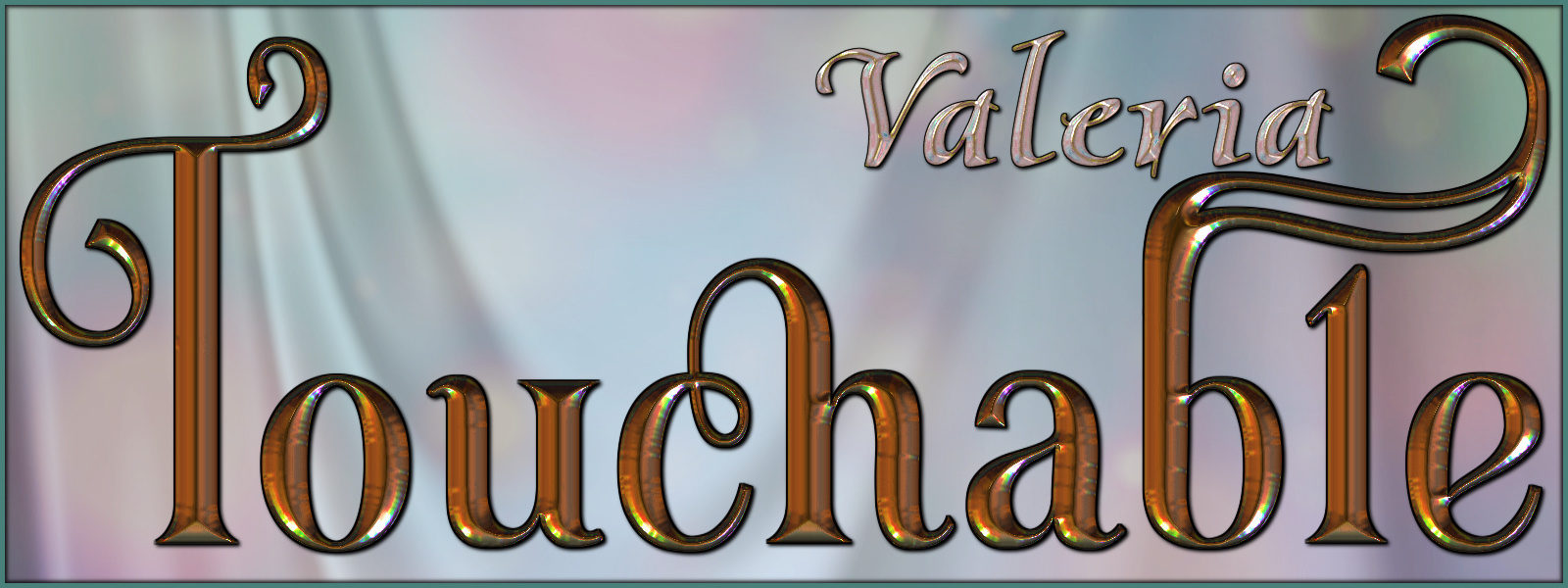 Touchable Valeria