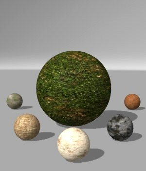 My Materials for Poser 3D Figure Assets JeffersonAF