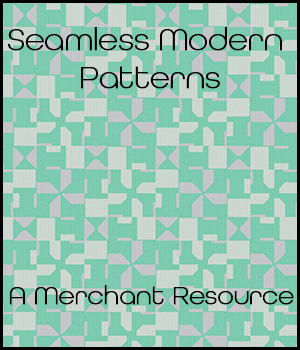 Seamless Modern Patterns 2D Graphics Merchant Resources adarling97