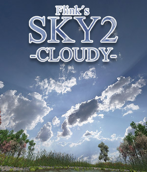 Flinks Sky 2 - Cloudy 3D Models Flink