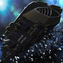 UNS Coral Sea Space Carrier for Poser image 4