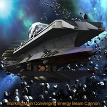 UNS Coral Sea Space Carrier for Poser image 5
