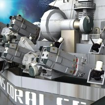 UNS Coral Sea Space Carrier for Poser image 8