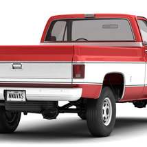 GENERIC 4WD PICKUP TRUCK 7 - Extended License image 4