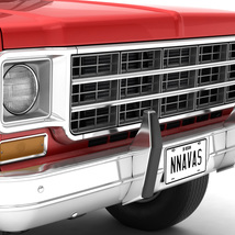 GENERIC 4WD PICKUP TRUCK 7 - Extended License image 11