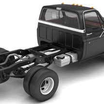 GENERIC 4WD DUALLY PICKUP TRUCK 8 Extended License image 5