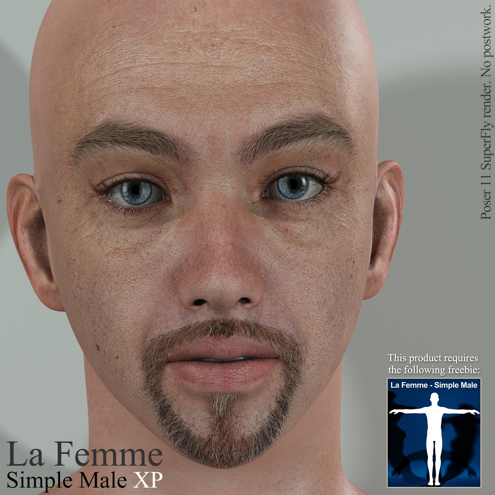 La Femme - Simple Male XP