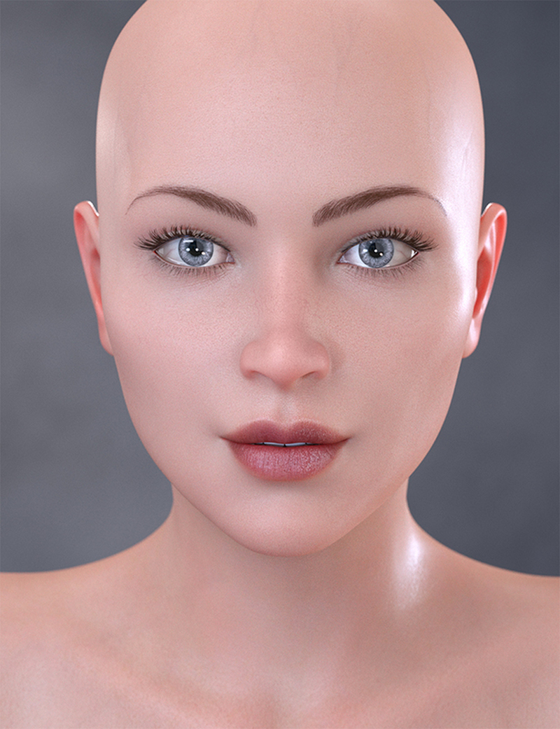 Thea for Genesis 3 and 8 Females